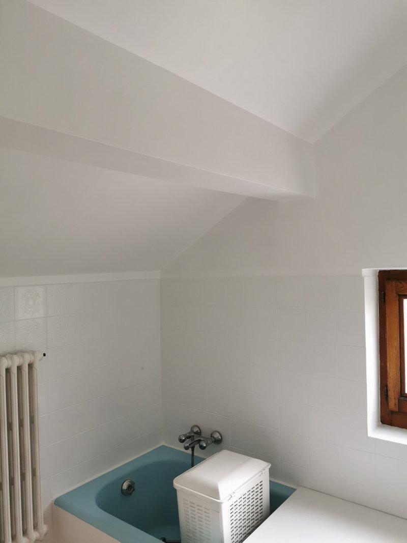 Rénovation peinture Sdb