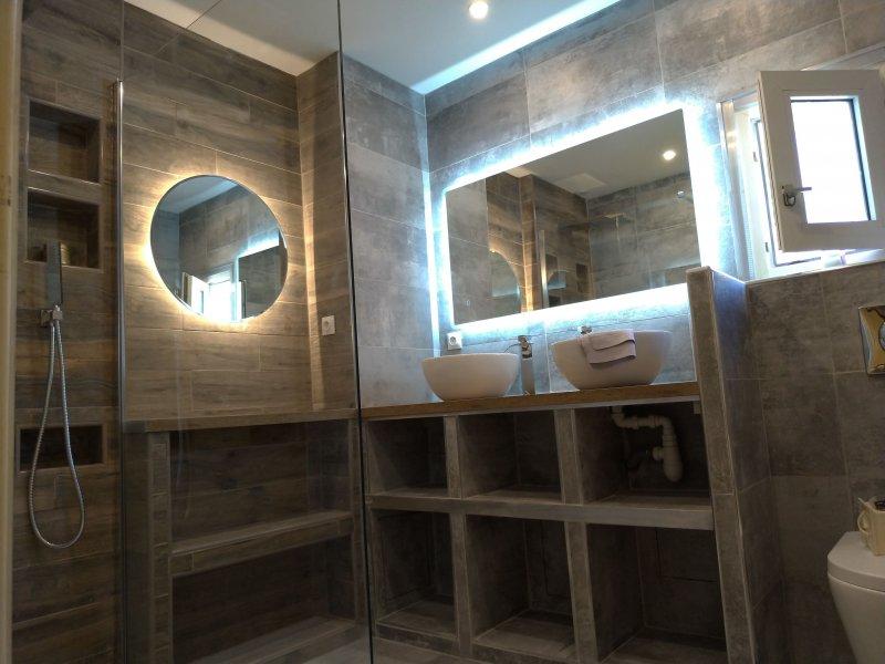 Rénovation salle de bain wc