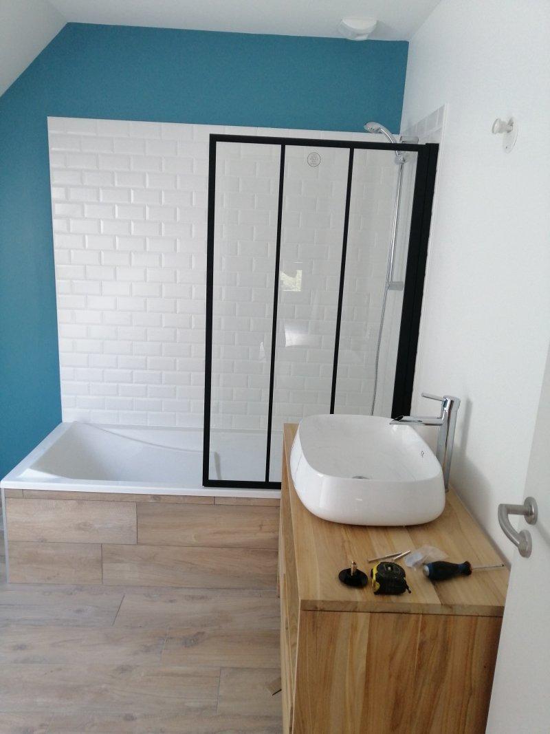 creation salle de bain