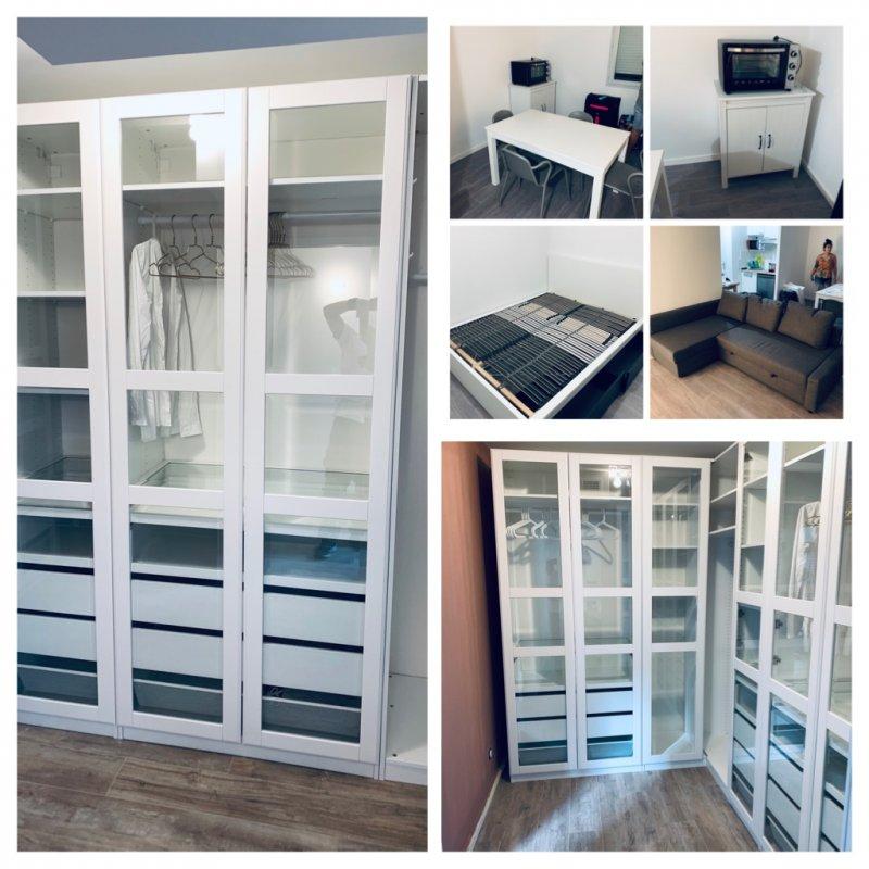 Montage meubles IKEA, Castorama..
