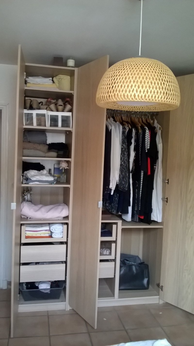 dressing interieur