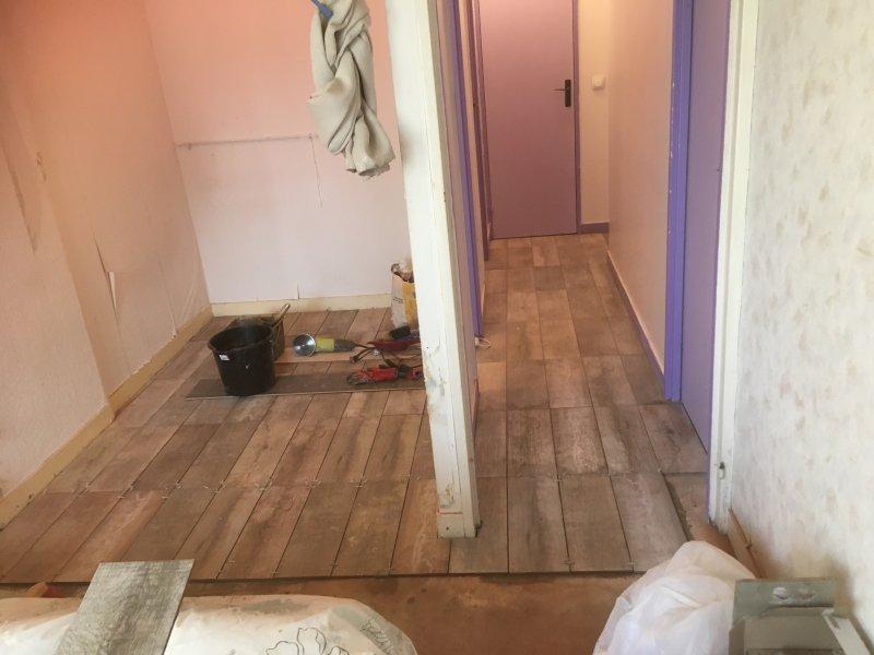 Rénovation sol Bagneux