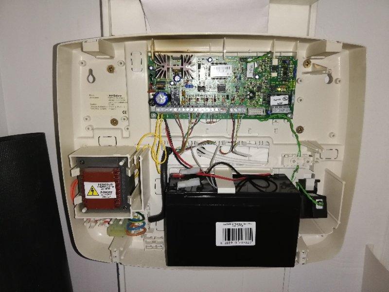 Alarme technoalarm