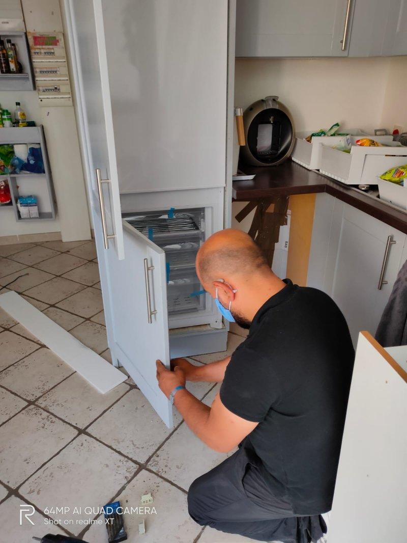 Installation cuisine Vétraz-Monthoux