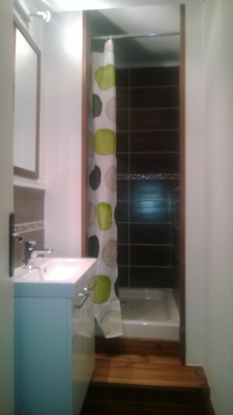 rénovation salle d'eau (après)