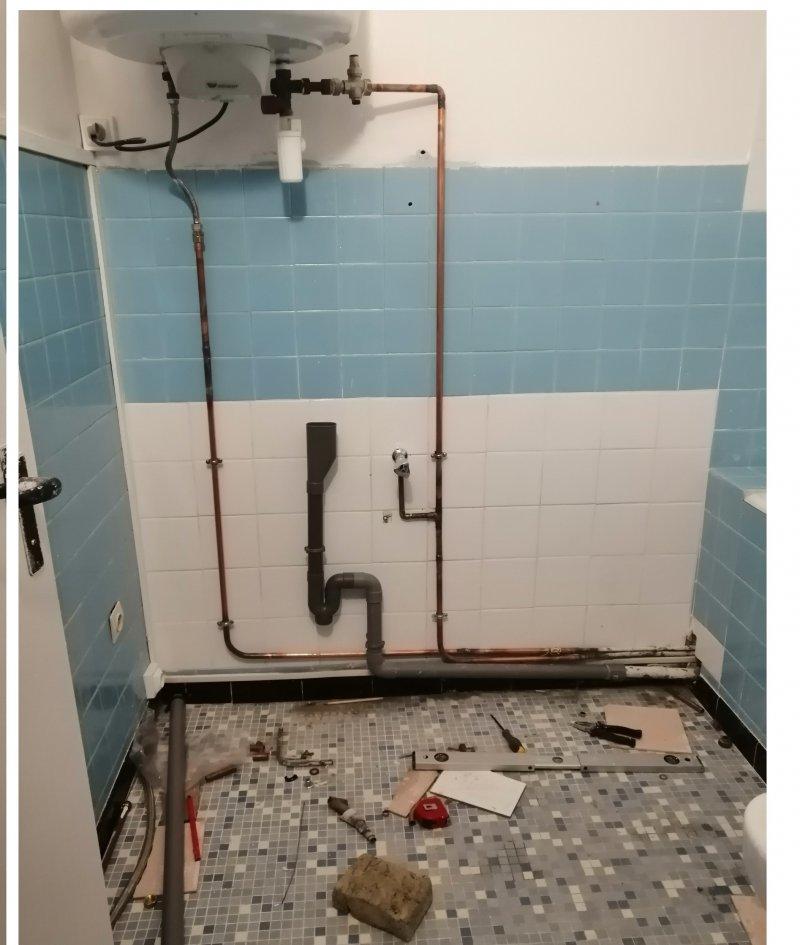 Plomberie chauffe eau