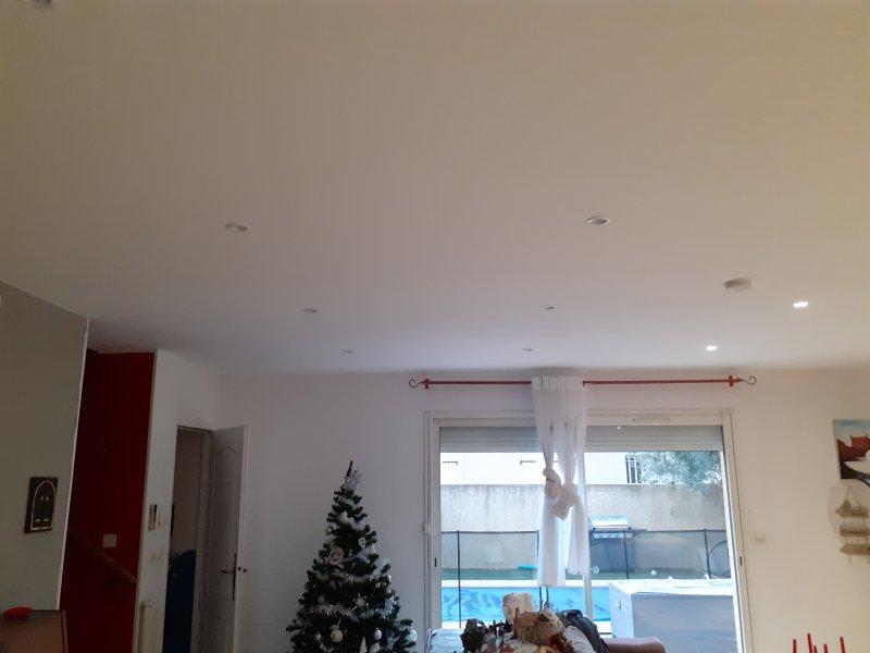 Peinture de plafond
