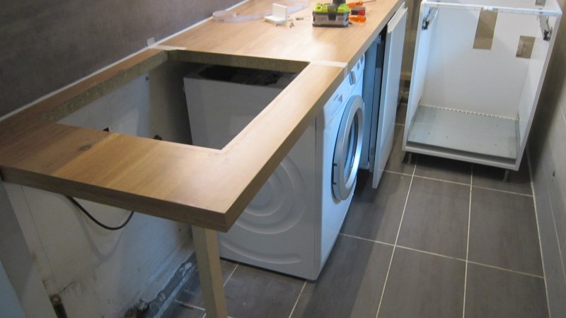 cuisine Ikea (début)