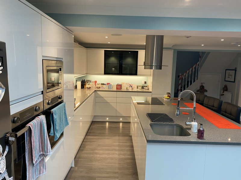 Complete house refurb completed all by Essex building services in maldon