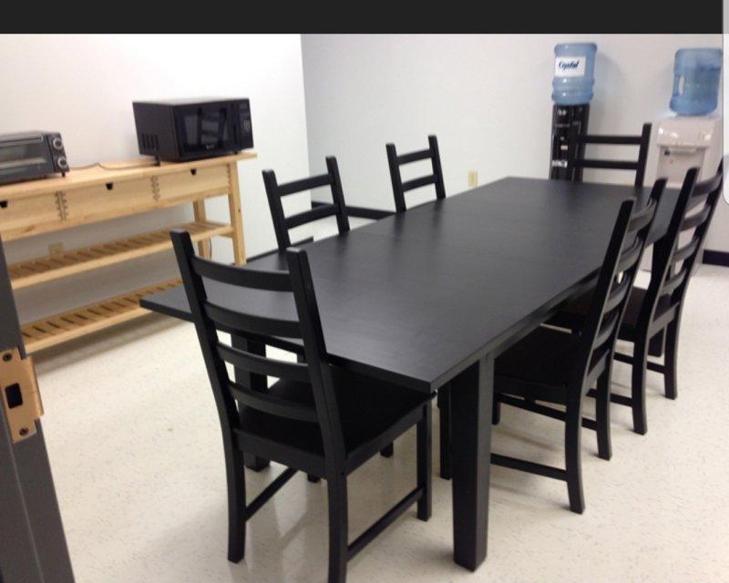 furniture assembled