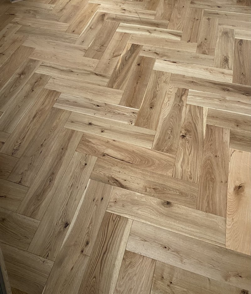Herringbone Oak