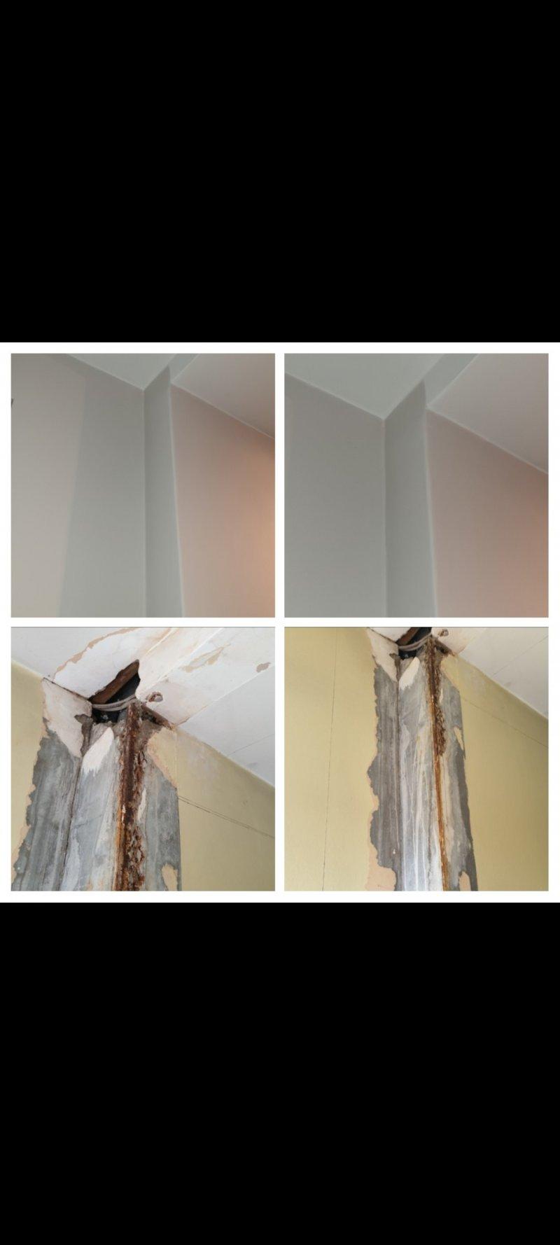 Leak damage repair