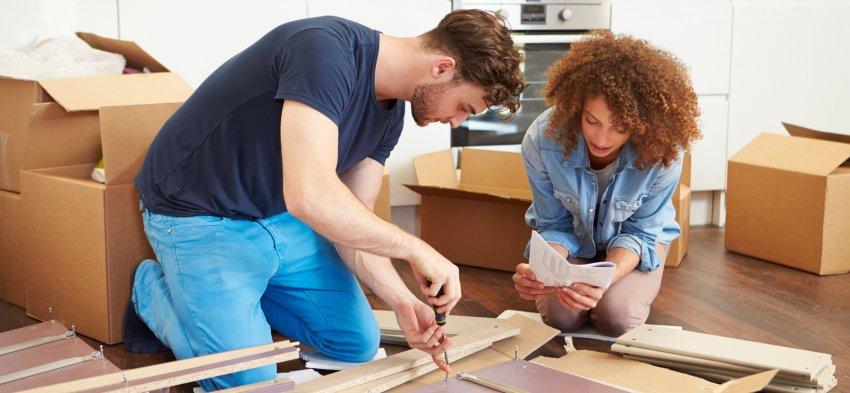 Bricolage à domicile Vogelenzang, Veeweyde, La Roue, Scherdemael, Quartier des Trèfles
