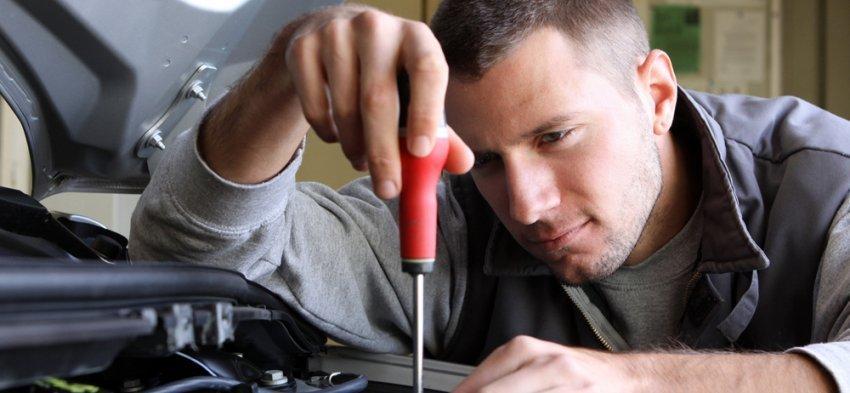 Mechanische reparatie