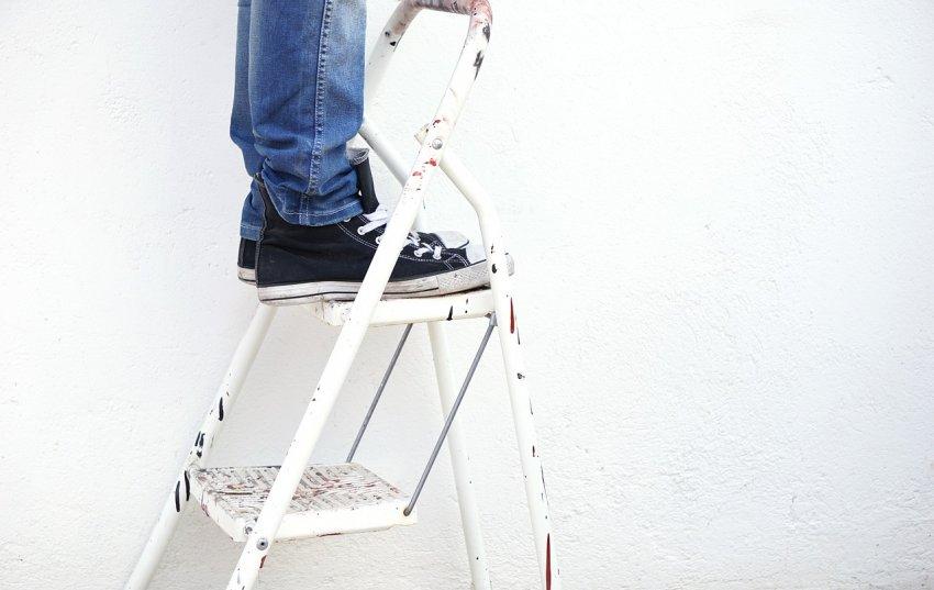 Peindre une pièce ou un plafond