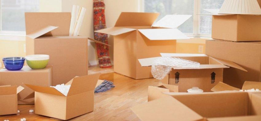 Déménager un appartement
