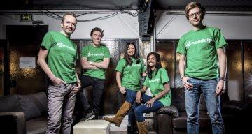 Les Echos Entrepreneurs - NeedHelp s'appuie sur les grands groupes pour dénicher des clients