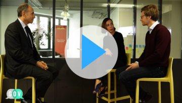 """LE FIGARO : Jean-François Copé : """"Je veux changer les mentalités sur l'économie collaborative"""""""